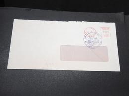 FRANCE - Grêves Des Postes En 1974 , Enveloppe De L 'Essonne , Cachet De La Chambre De Commerce - L 17067 - Postmark Collection (Covers)