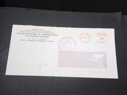 FRANCE - Grêves Des Postes En 1974 , Enveloppe De L 'Essonne , Cachet De La Chambre De Commerce - L 17070 - Marcophilie (Lettres)