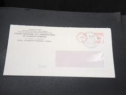 FRANCE - Grêves Des Postes En 1974 , Enveloppe Du Puy De Dôme , Cachet De La Chambre De Commerce De L 'Essonne - L 17071 - Marcophilie (Lettres)