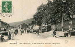 LOUPEMONT - France