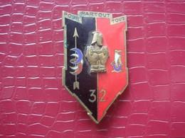 32° Régiment Du Génie - Armée De Terre