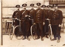 PHOTO FRANÇAISE - POLICE MUNICIPALE DU 3e ARRONDISSEMENT DE PARIS  - 1910 - Lieux