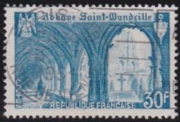 France       .       Yvert    888       .      O     .     Oblitéré - France