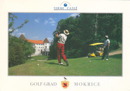 Golf Mokrice Slovenia - Golf