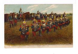 L'armée Française. Cuirassiers. Combat à Pied. (2838) - Régiments