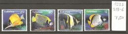 Tokelau, 1995, Poissons - Tokelau