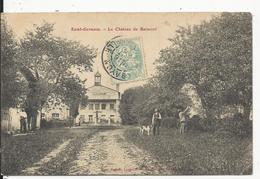 Saint Germain    Chateau De Balmont - Autres Communes
