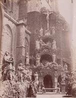 Photo Ancienne Anvers Mont Calvaire - Places