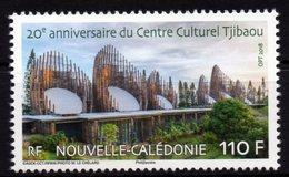 Nouvelle-Calédonie 2018 - 20e Ann Du Centre Culturel Tjibaou - 1 Val Neuf // Mnh - Nouvelle-Calédonie