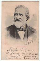 Célébrités // Giuseppe Verdi - Personnages Historiques