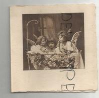 Trois Anges Penchés Sur Un Berceau. Jean-Louis Piccinini Né Le 29/05/1932 - Birth & Baptism