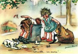 Reproduction - Germaine BOURET - Chouette,... Un Sucre !... - Bouret, Germaine