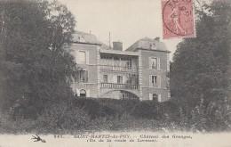 Saint-Martin-du-Puy 58 - Château Des Granges - 1906 Cachets - France