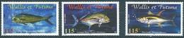 MDN-BK2-424-2 MINT ¤ WALLIS ET FUTUNA 2000 3w In Serie ¤ FISH OF HET WORLD - MARINELIFE - FISH - SEALIFE - - Fishes