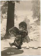 X2270 Mecki Peluche Aus Den Filmen Der Gebruder Diehl Und Redaktionsigel Von Hor Zu - Susse Last / Viaggiata 1963 - Mecki