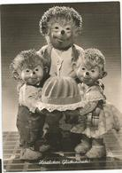 X2271 Mecki Peluche Aus Den Filmen Der Gebruder Diehl Und Redaktionsigel Von Hor Zu - Herzlichen / Viaggiata 1959 - Mecki