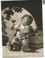 X2272 Mecki Peluche Aus Den Filmen Der Gebruder Diehl Und Redaktionsigel Von Hor Zu - Ohne Wein / Viaggiata 1959 - Mecki