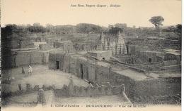 Cpa Côte D'ivoire, Bondoukou, La Ville, - Ivory Coast