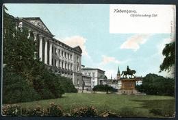 Kobenhavn, Kopenhagen, Christiansborg Slot, Um 1905 - Dänemark