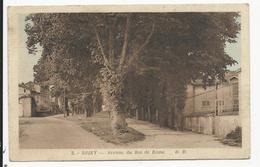 Briey  Avenue Du Roi De Rome - Briey