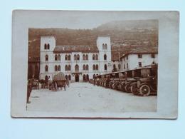 Belluno 139 Arsie Foto Militatre Auto 1917 - Belluno