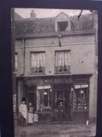 Calais - Henri DEBOVE Coiffeur 43, Boul. Gambetta. Rare. - Calais