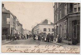 Lessines , Rue Des Tanneurs En 1903. - Lessines