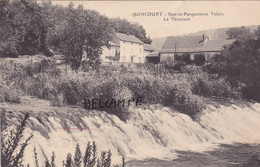 """52-SONCOURT -SCIERIE-PARQUETTERIE """"TALPIN"""" - Le Déversoir-Ecrite SONCOURT 16 Août 1916- - Autres Communes"""