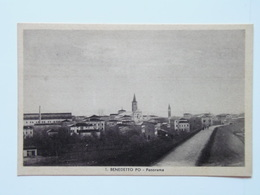 Mantova 10 San Benedetto Po - Mantova