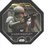 JETON LECLERC STAR WARS   N° 47 STORMTROOPER - Power Of The Force