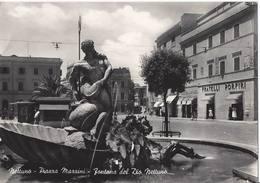 Nettuno - Piazza Mazzini - Fontana Del Dio Nettuno - Roma - H4334 - Italie