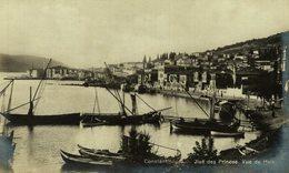 Constantinople / Istanbul   Iles Des Princes - Vue De Halki - Barque - Bateau - Voilier - Port  Turquie    TURQUIA - Turquia