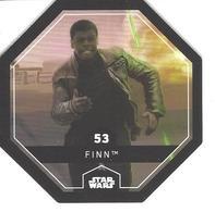 JETON LECLERC STAR WARS   N° 53 FINN - Power Of The Force