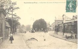 Neufchâtel En Bray - Le Carrefour Des Routes De Dieppe Et De Londinières - Neufchâtel En Bray