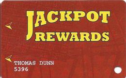C.O.D. Casino - Las Vegas, NV - Pub Slot Card - Casino Cards
