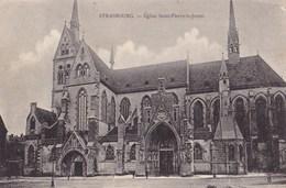 STRASBOURG - Eglise Saint-Pierre-le-Jeune - Strasbourg