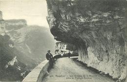 Les Gorges De La Bourne Pres Le Pont En Royans - Frankreich
