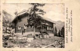 Rudolf Schober-Hütte Bei Murau (Niedere Tauern) * 8. 9. 1913 - Österreich