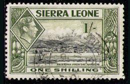 SIERRA LEONE 1938 - From Set Used - Sierra Leone (...-1960)