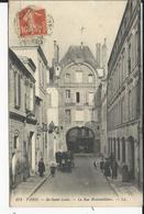 Paris  Rue Bretonvilliers - Non Classificati