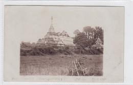 Old Pagoda & Monastery, Pegu. Burma - Myanmar (Burma)