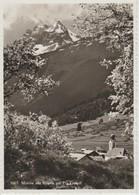 (CH163) BRIGELS MIT PIZ TOMPIF ... UNUSED - GR Graubünden