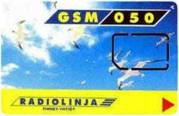 ESTONIA : EST32A GSM PIC 050 With 'RL-Eesti'9702 MINT - Estonia