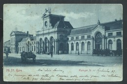 +++ CPA - NAMUR - Gare - Statie - 1898  // - Namur