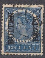 INDIE OLANDESI - NEDERL INDIE - 1908 - Yvert  87 Obliterato. - Netherlands Indies