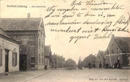 Bocholt - Kloosterstraat (phot. Fr Van Den Boscche, Animatie, Café Du Commerce 1907) - Bocholt