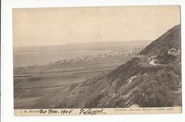 CPA, Précurseur, Palestine , Ascensus Carmel A Civitate  Haifa , Ed.B. & S.  Dos Simple  1906 - Palestine