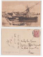 Anzio - Il Porto E Panorama Di Levante, 1920 - Autres Villes
