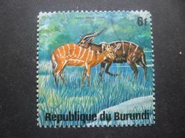 BURUNDI  N°663 Oblitéré - Burundi