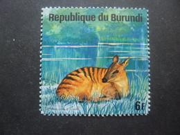 BURUNDI  N°664 Oblitéré - Burundi